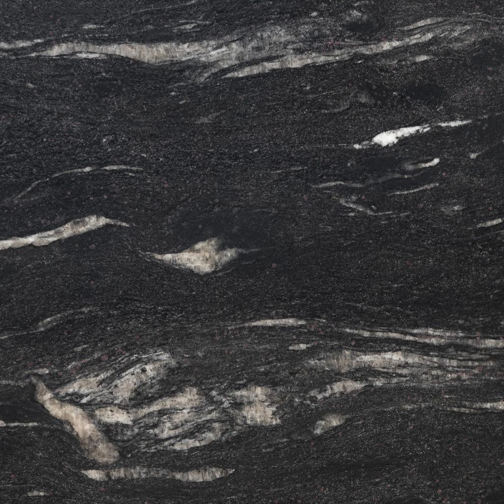 Graniet - Cosmic Black Gepolijst 763P